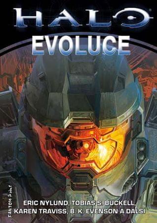 Nylund Eric: Halo 7 - Evoluce