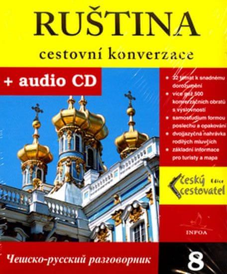 kolektiv autorů: Ruština - cestovní konverzace + CD