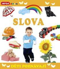 kolektiv autorů: Děti poznávají - Slova