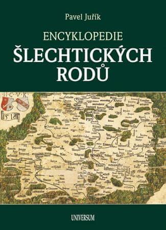 Juřík Pavel: Encyklopedie šlechtických rodů