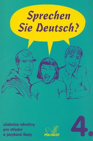 Dusilová Doris: Sprechen Sie Deutsch - 4 kniha pro studenty