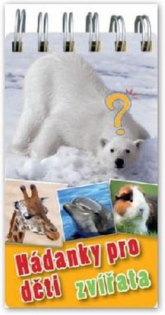 Hádanky pro děti - zvířata