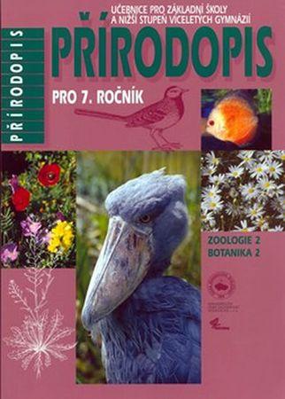 Maleninský  a kolektiv M.: Přírodopis pro 7. ročník - Zoologie 2, Botanika 2