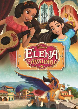 Elena z Avaloru - Filmový příběh