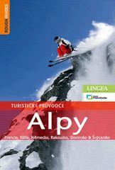 Alpy - Turistický průvodce