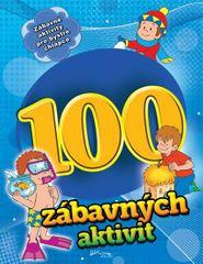 100 zábavných aktivit - chlapci