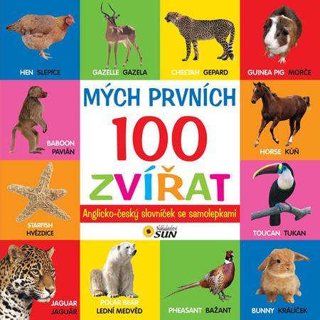 Mých prvních 100 zvířat A-Č slovnik