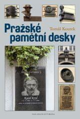 Koutek Tomáš: Pražské pamětní desky