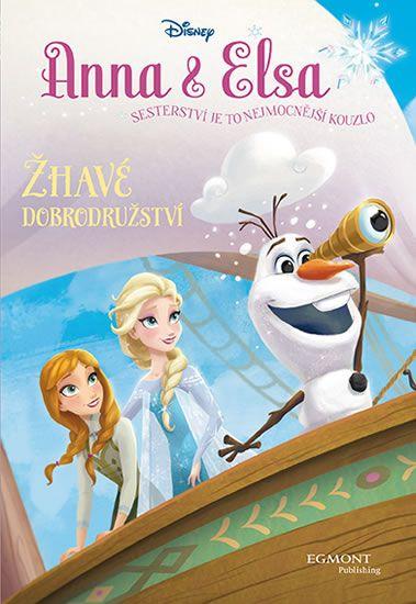 Disney Walt: Ledové království - Žhavé dobrodružství