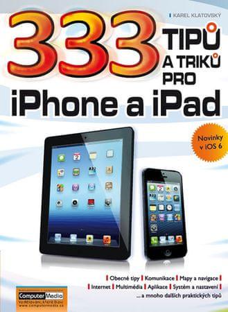 Klatovský Karel: 333 tipů a triků pro iPhone a iPad