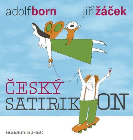 Žáček Jiří: Český satirikon