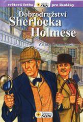 Doyle Arthur Conan: Dobrodružství Sherlocka Holmese - Světová četba pro školáky