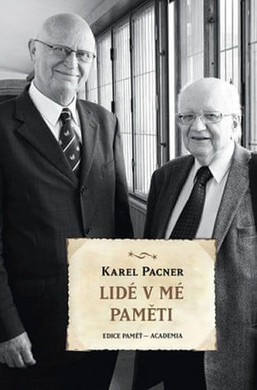 Pacner Karel: Lidé v mé paměti