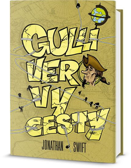 Swift Jonathan: Gulliverovy cesty