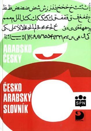 Kropáček Luboš: Arabsko-český a česko-arabský slovník