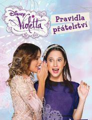 Disney Walt: Violetta - Pravidla přátelství