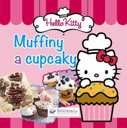 Hello Kitty - Muffiny a cupcaky