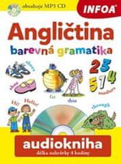 Šamalíková Pavlína: Angličtina barevná gramatika + CDmp3