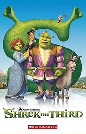 Hughes Annie: Popcorn ELT Readers 3: Shrek the Third with CD