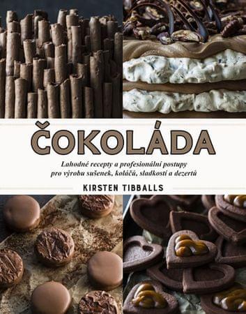 Tibballs Kirsten: Čokoláda