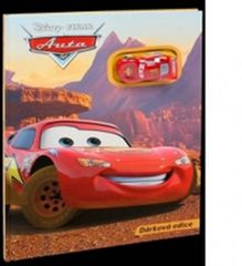 Disney Walt: Auta s hračkou