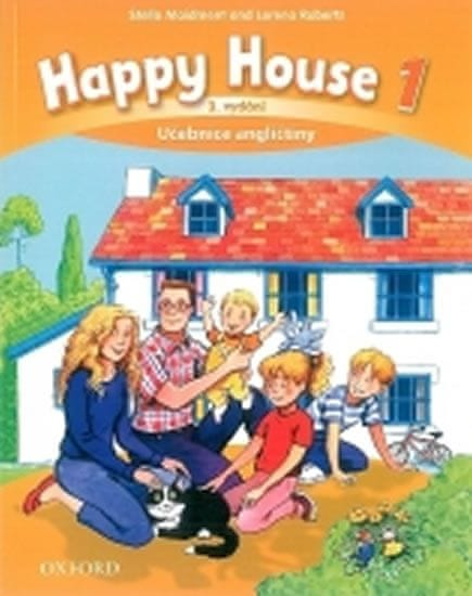 Maidment Stella: Happy House 3rd Edition 1 Učebnice