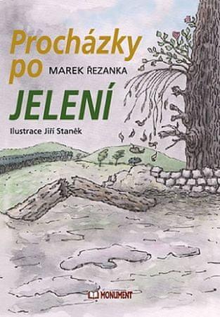 Řezanka Marek: Procházky po Jelení