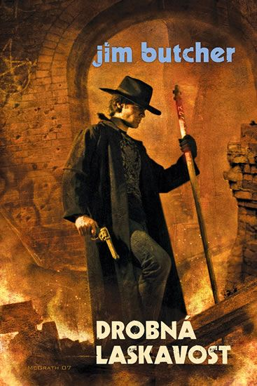 Butcher Jim: Harry Dresden 10 - Drobná laskavost