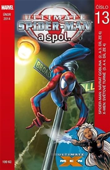 Bendis Brian Michael: Ultimate Spider-man a spol. 13