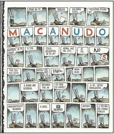 Liniers Ricardo: Macanudo 5