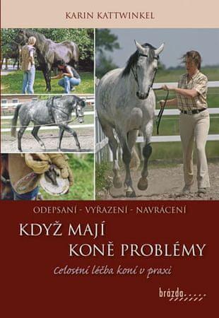 Kattwinkel Karin: Když koně mají problémy - Celostní léčba koní v praxi