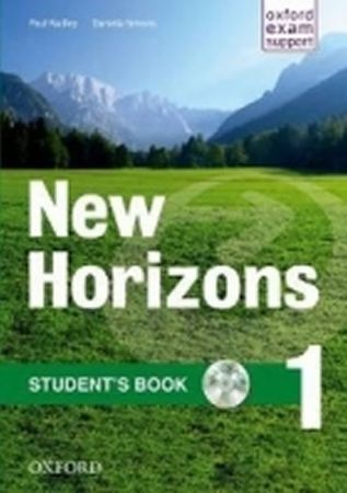 Radley Paul: New Horizons 1 Student´s Book with CD-ROM Pack