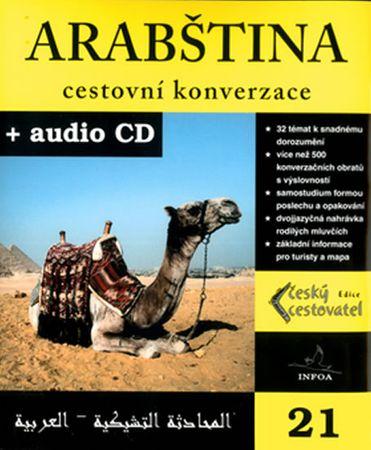 kolektiv autorů: Arabština - cestovní konverzace + CD