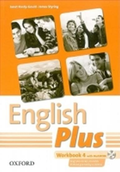 Hardy-Gould Janet: English Plus 4 Workbook with MultiRom CZ