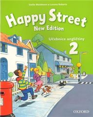 Maidment Stella: Happy Street New Edition 2 Učebnice angličtiny