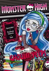 Mattel: Monster High - Vše o Ghoulii Yelps
