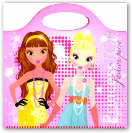 Princess TOP Fashion purse 2 (růžová)