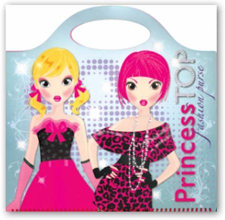 Princess TOP Fashion purse 2 (modrá)