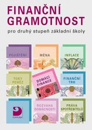 Jakeš Petr: Finanční gramotnost pro druhý stupeň ZŠ Učebnice