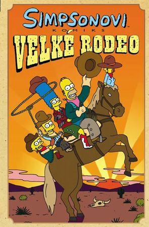Groening Matt: Simpsonovi Velké rodeo