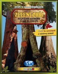 Zelení obři - Největší stromy naší planety - Svět v samolepkách