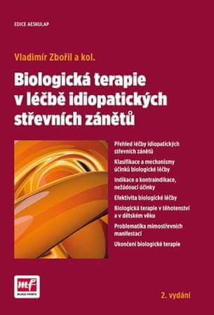 Zbořil Vladimír: Biologická terapie v léčbě idiopatických střevních zánětů