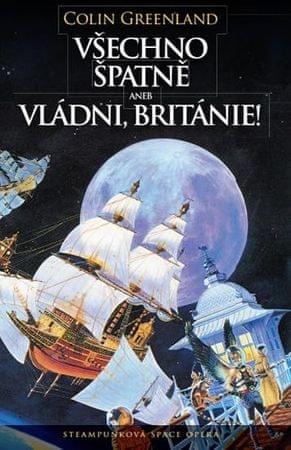 Greenland Colin: Všechno špatně, aneb vládni, Británie!