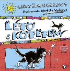Žambochová Liba: Léto s kotětem