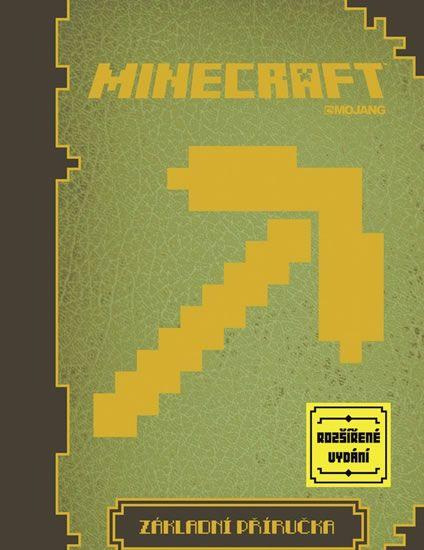 Mojang: Minecraft - Základní příručka - rozšířené vydání