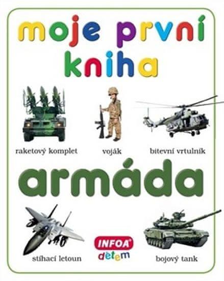 kolektiv autorů: Moje první kniha - Armáda