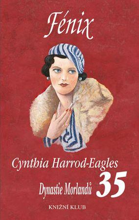 Harrod-Eagles Cynthia: Fénix (DM 35)