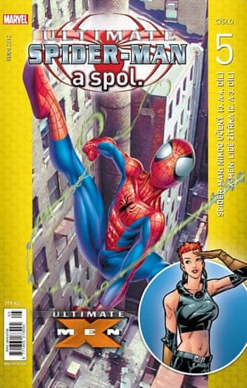 Bendis Brian Michael: Ultimate Spider-Man a spol. 5