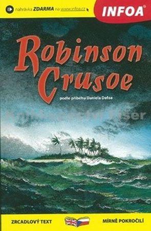 Defoe Daniel: Robinson Crusoe - Zrcadlová četba