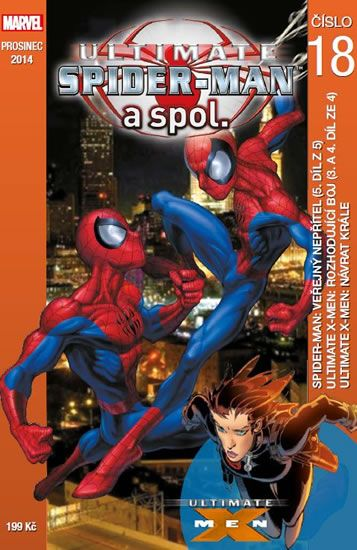 Bendis Brian Michael: Ultimate Spider-man a spol. 18